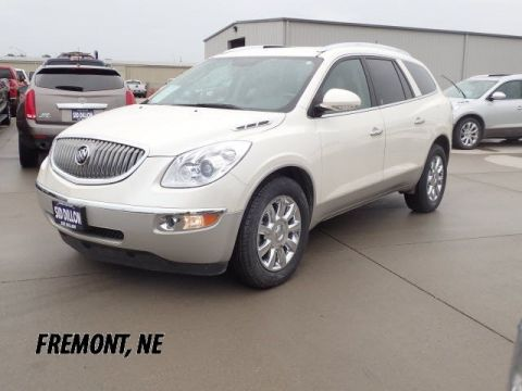 certified pre owned 2014 buick enclave leather suv in lincoln 4b1714a sid dillon auto group. Black Bedroom Furniture Sets. Home Design Ideas